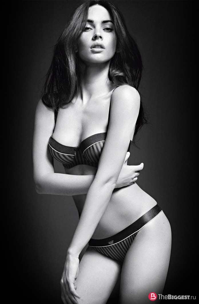 Самые красивые актрисы: Меган Фокс