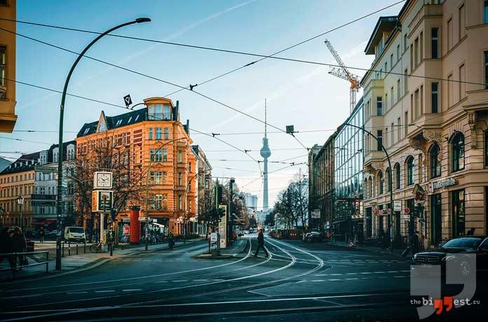 Берлин. CC0