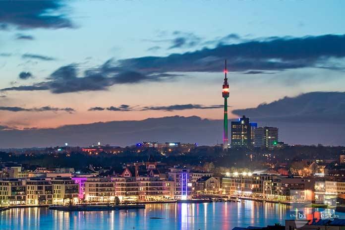 Самые большие города Германии: Дортмунд. CC0