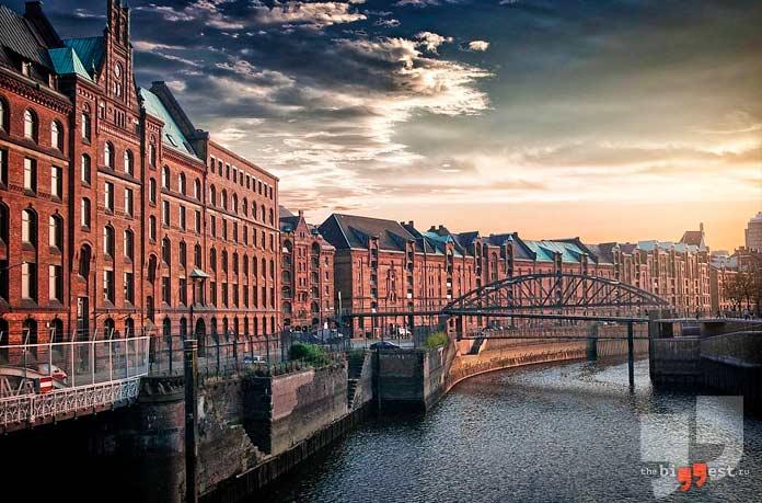 Гамбург. CC0