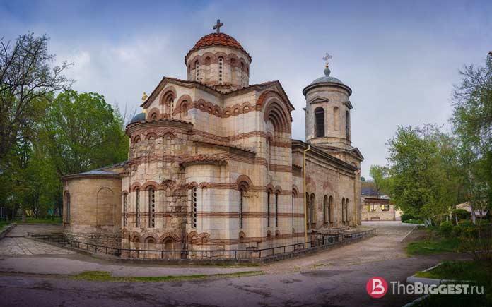 Самые старые православные храмы: Храм Иоана