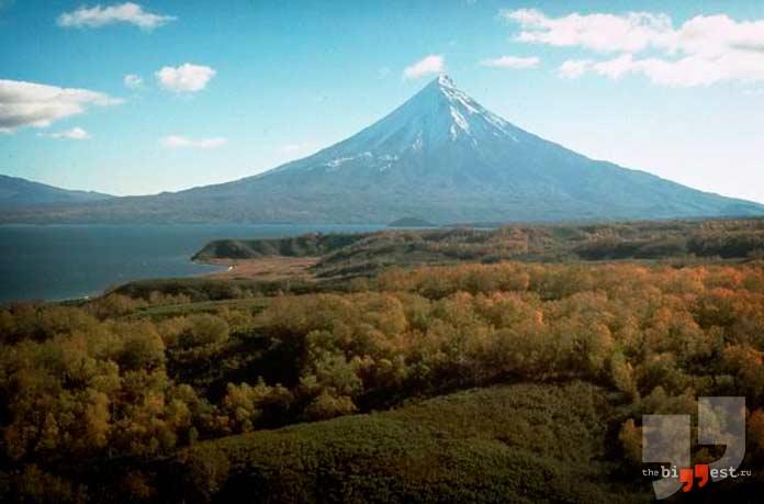 Кроноцкий вулкан. CC0