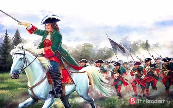 Победы Русской Армии
