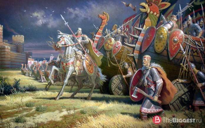Русско Византийская война