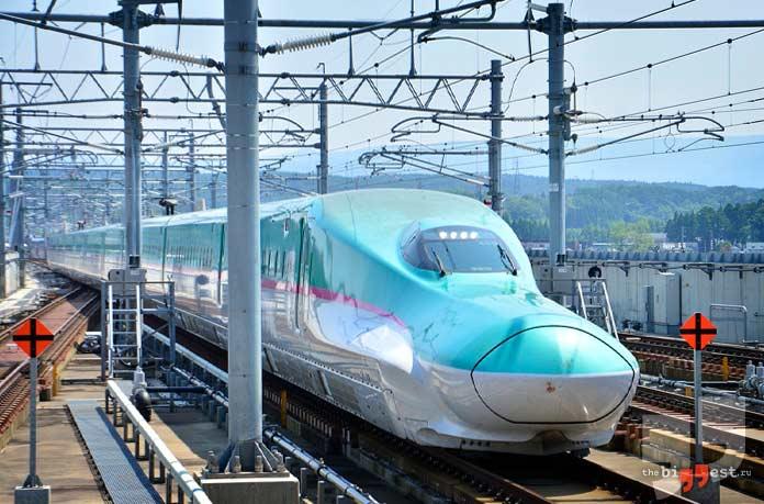 Shinkansen. CC0