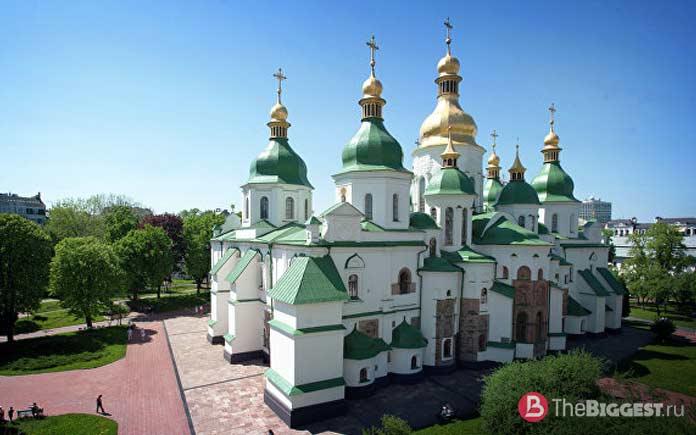 Древнейшие православные храмы: Софийский собор