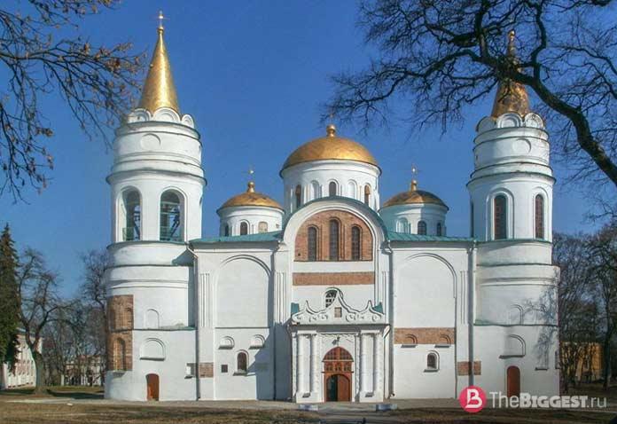Очень старые православные храмы: Спасо-Преображенский собор
