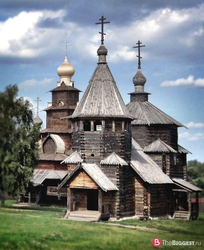 Старая церковь. CC0