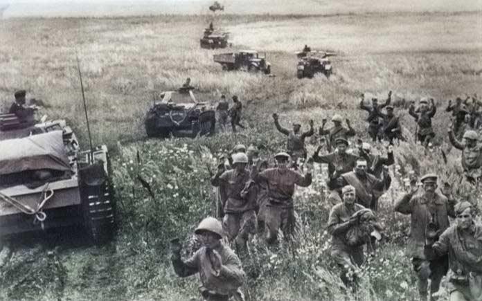 Танковое сражение под Дубно