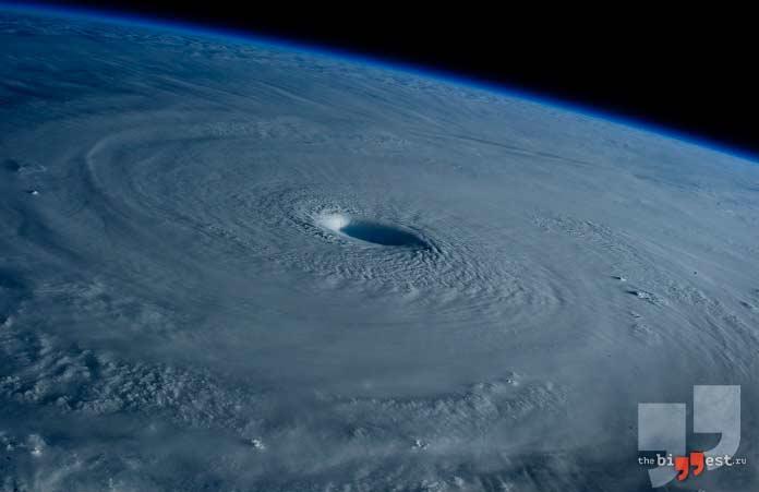 Самые сильные ураганы. CC0