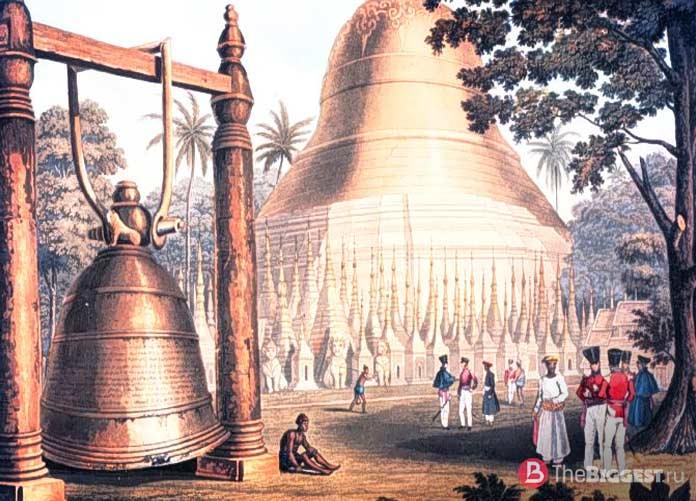 Великий колокол Дхаммазеди