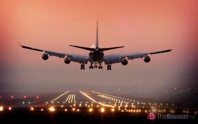 Крупнейшие аэропорты мира