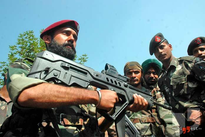 Армия Индии. CC0