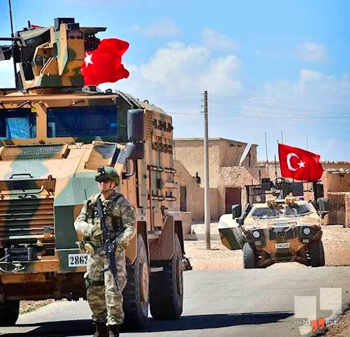 Армия Турции. CC0