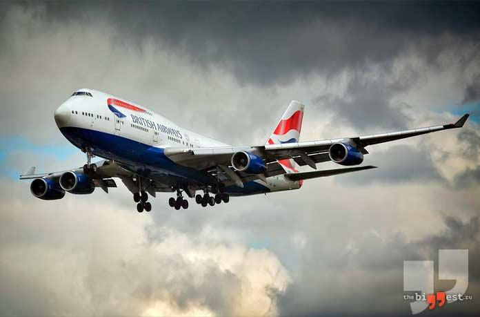 British Airways. CC0