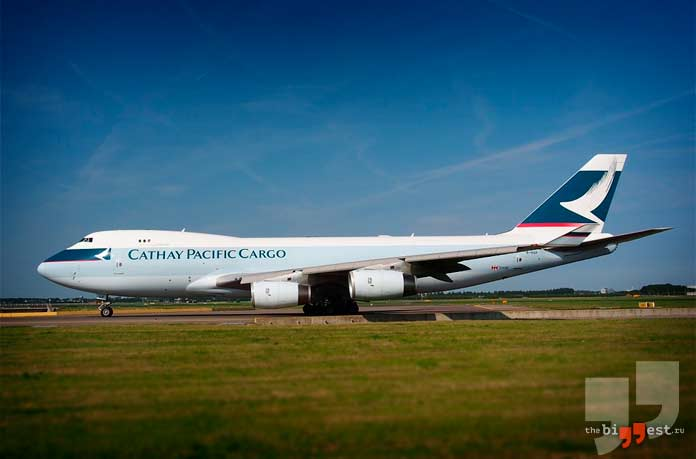 Cathay Pacific Airways. CC0
