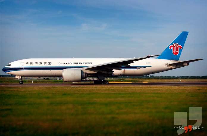 Самые большие авиакомпании в мире: China Southern Airlines. CC0
