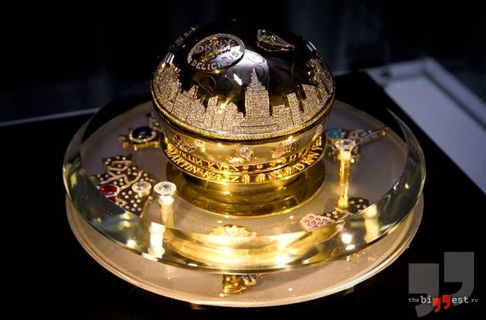 Самые дорогие духи: DKNY Golden Delicious