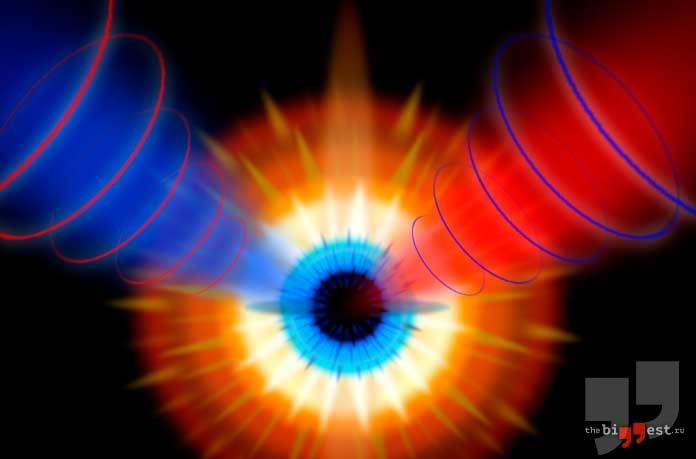 теории о Вселенной: Две Вселенные. CC0