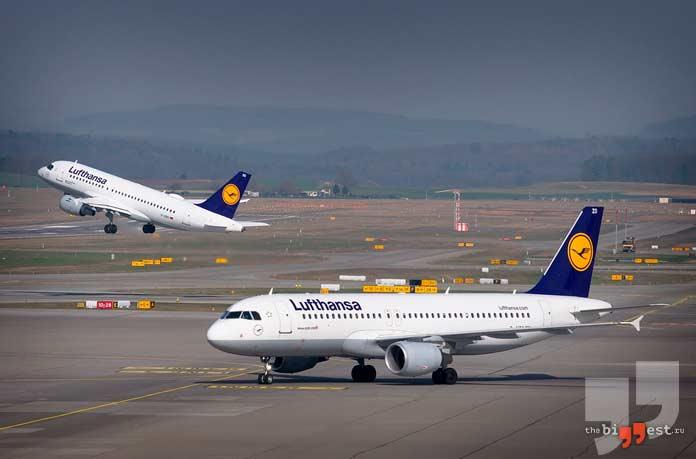Lufthansa. CC0