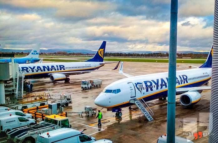 Ryanair. CC0