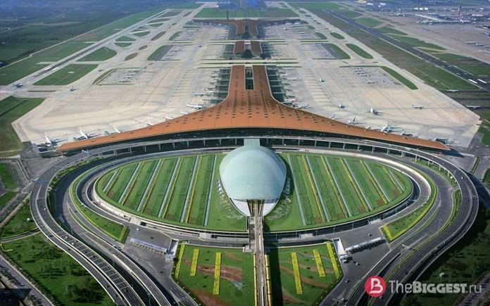 Крупнейшие аэропорты мира: Шоуду. Пекин