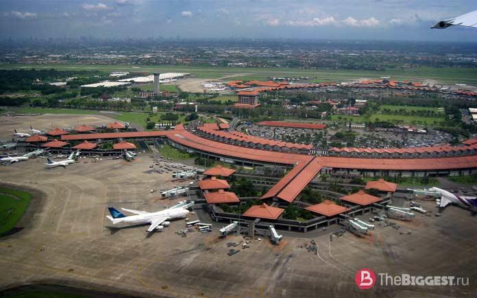 Крупнейшие аэропорты мира: Сукарно Хатта
