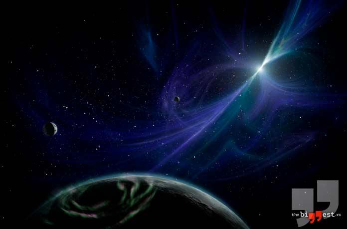 Теории о Вселенной. CC0