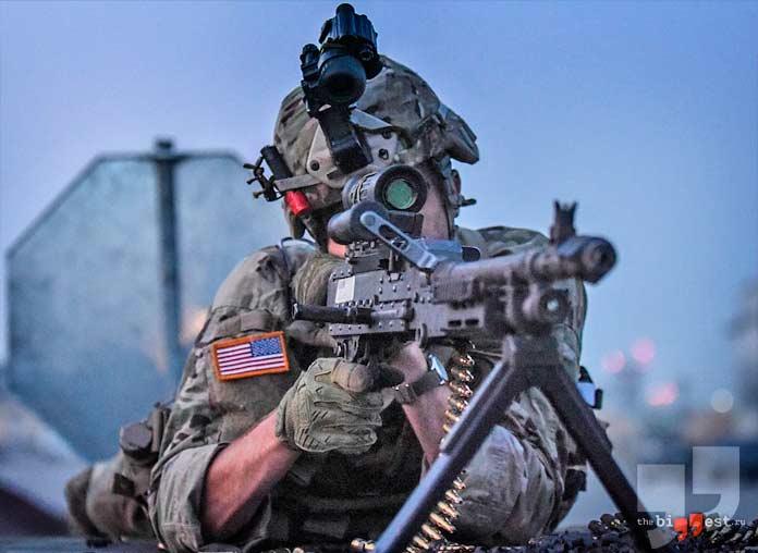 Армия США. CC0