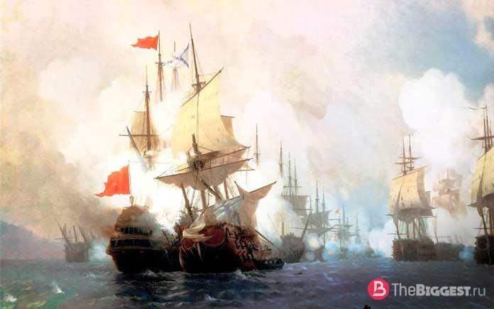 Сражение при Калиакрии