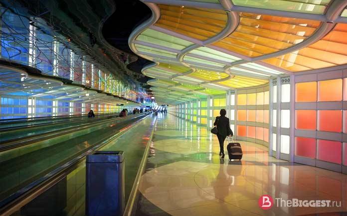 Крупнейшие аэропорты мира: О'Хара