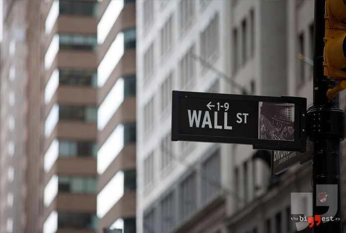 Самые крупные фондовые биржи: wall street. CC0