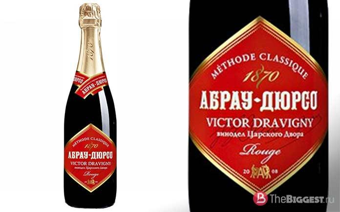 Абрау Дюрсо - Лучшее шампанское на рынке