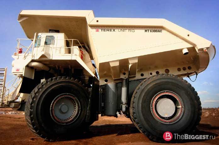 Bucyrus MT-6300AC