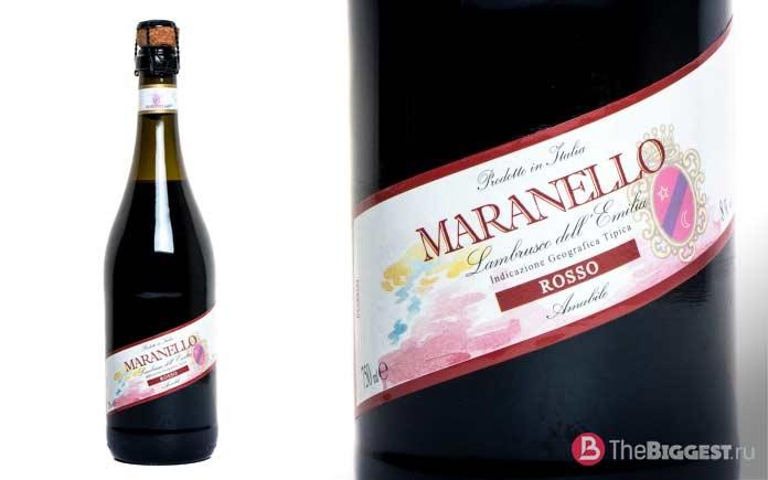 Самое лучшее шампанское: Lambrusco