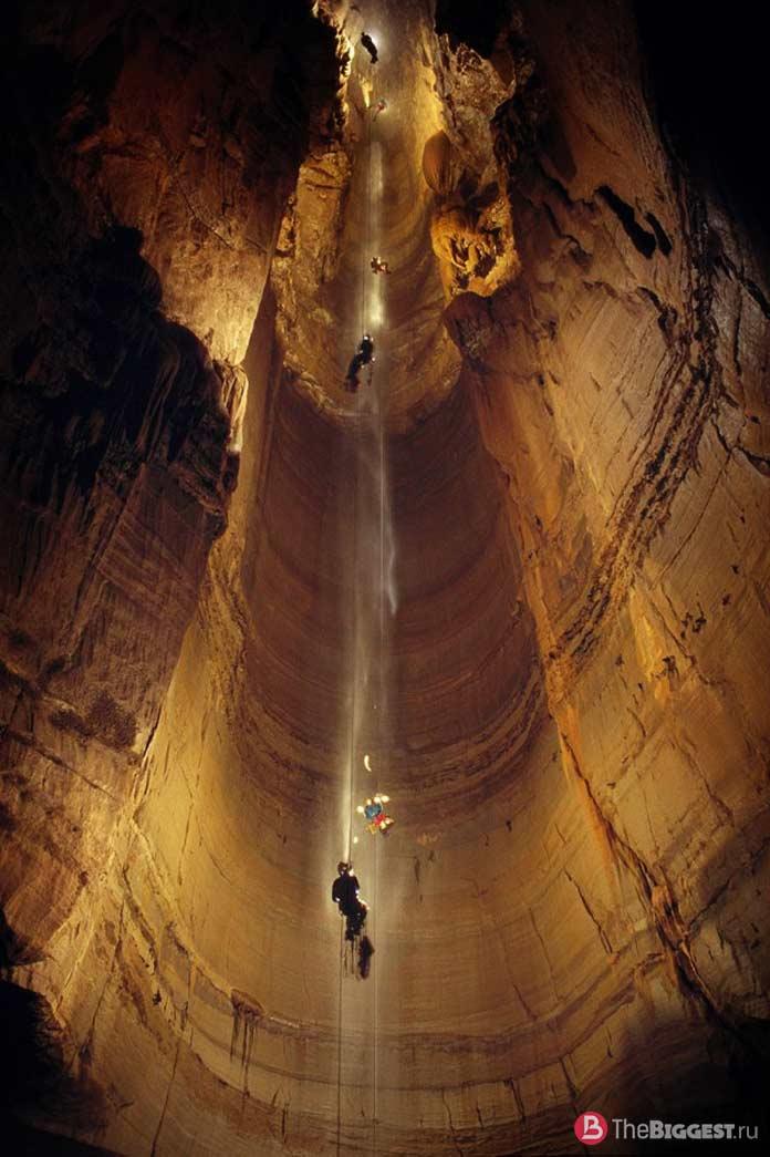 Пещера Воронья