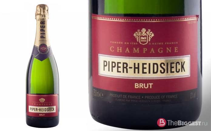 Лучшее шампанское в мире: Piper-Heidsieck