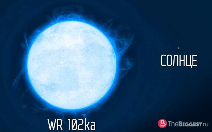 WR 102ka
