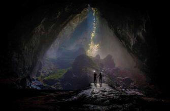 Самые большие пещеры