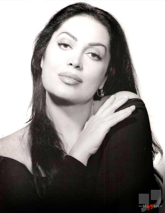 Красивые турецкие актрисы: Тюркан Шорай / Türkân Şoray