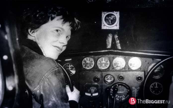 Amelia Mary Earhart