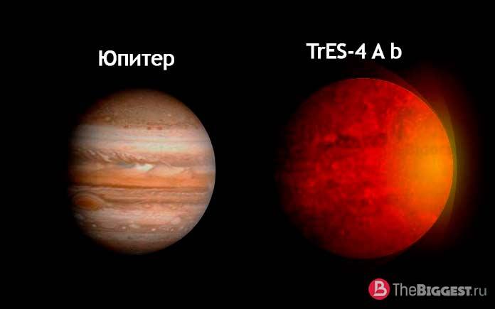 TrES-4 A b