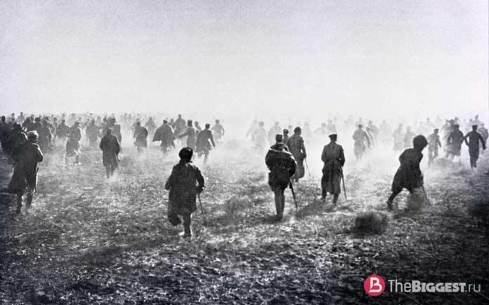 подвиги первой мировой войны