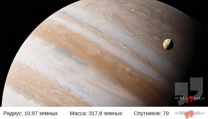 Юпитер. CC0