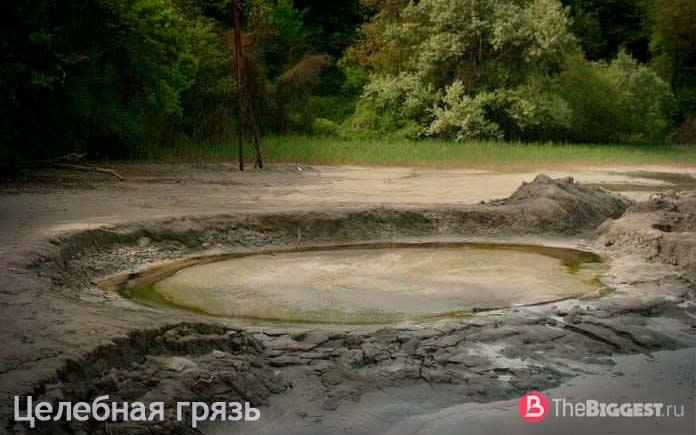 Целебная грязь
