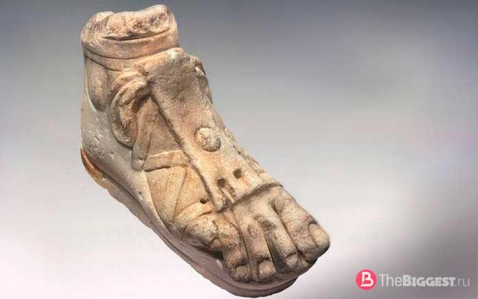 Греческая обувь