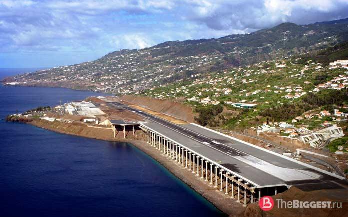 Аэропорт Мадейра