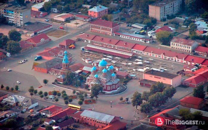 Самые большие города Беларуси: Борисов
