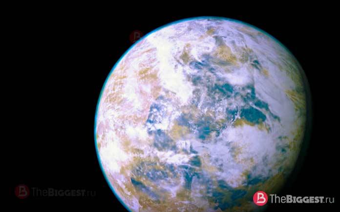 Двойник Земли