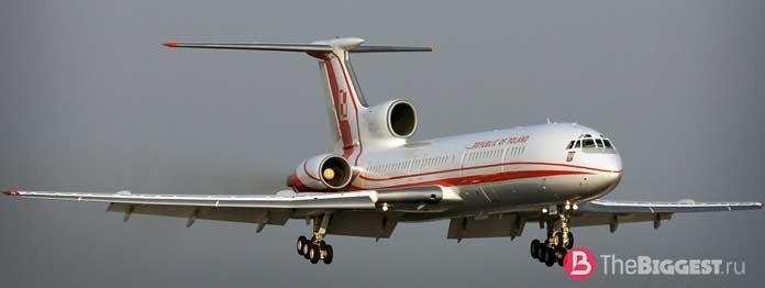 Катастрофа президентского Ту-154
